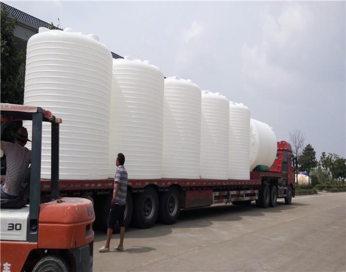 圆柱形供水箱性能